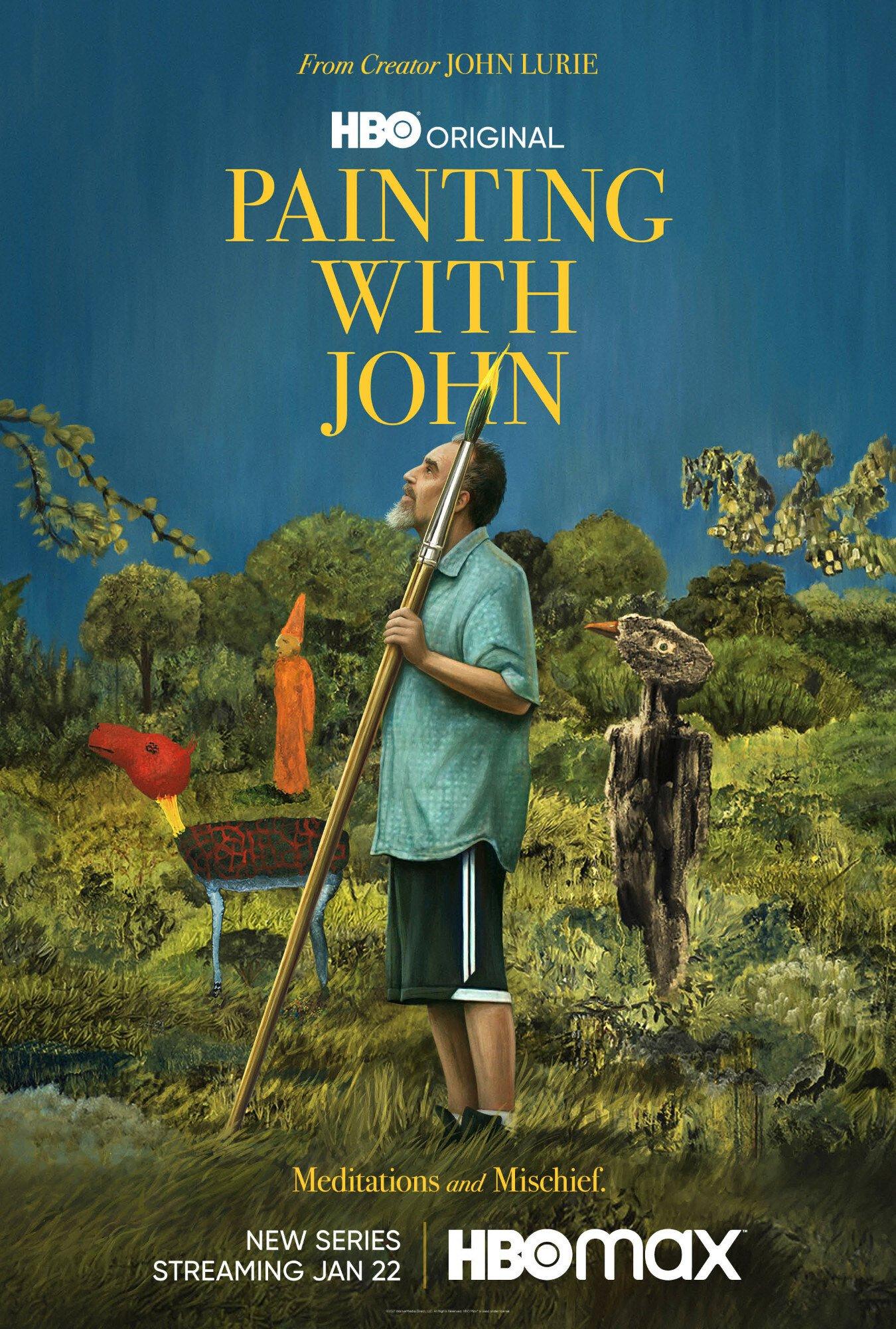 Malowanie z Johnem