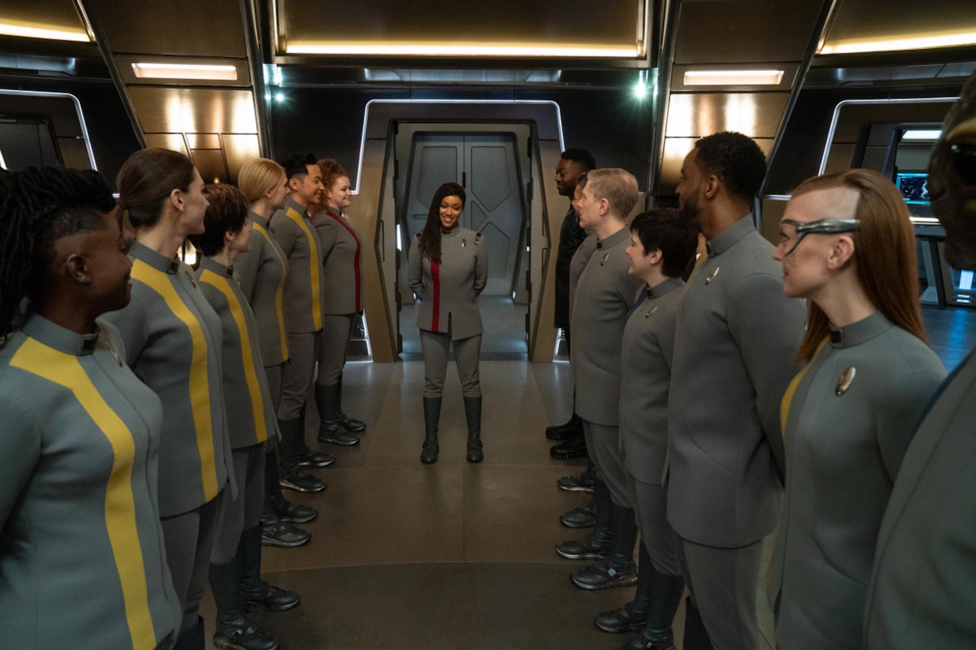 Star Trek Discovery sezon 3 finał recenzja