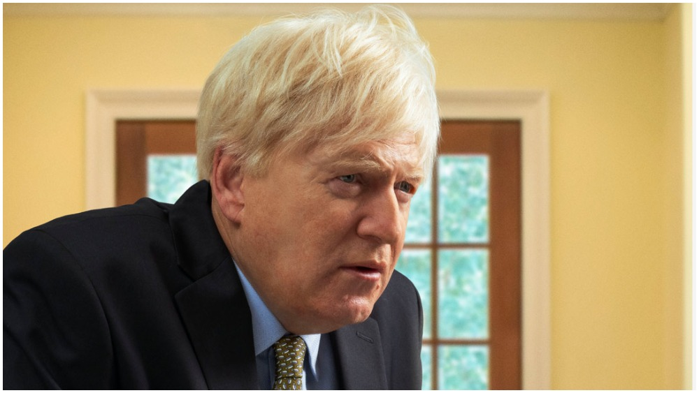 Boris Johnson serial