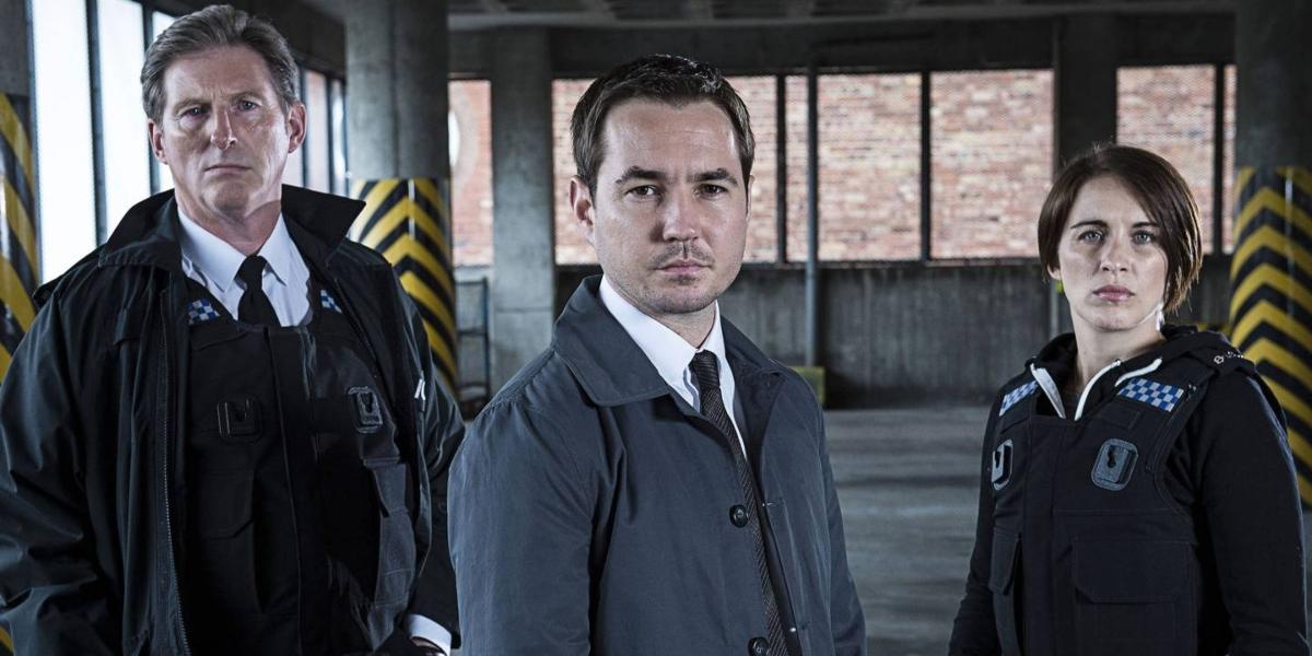 najlepsze seriale brytyjskie line of duty