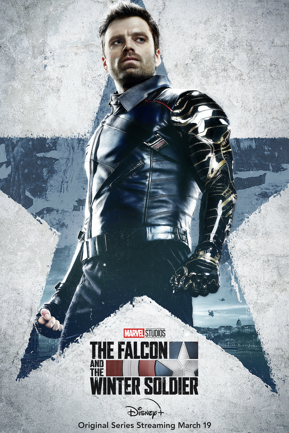 serial The Falcon and the Winter Soldier