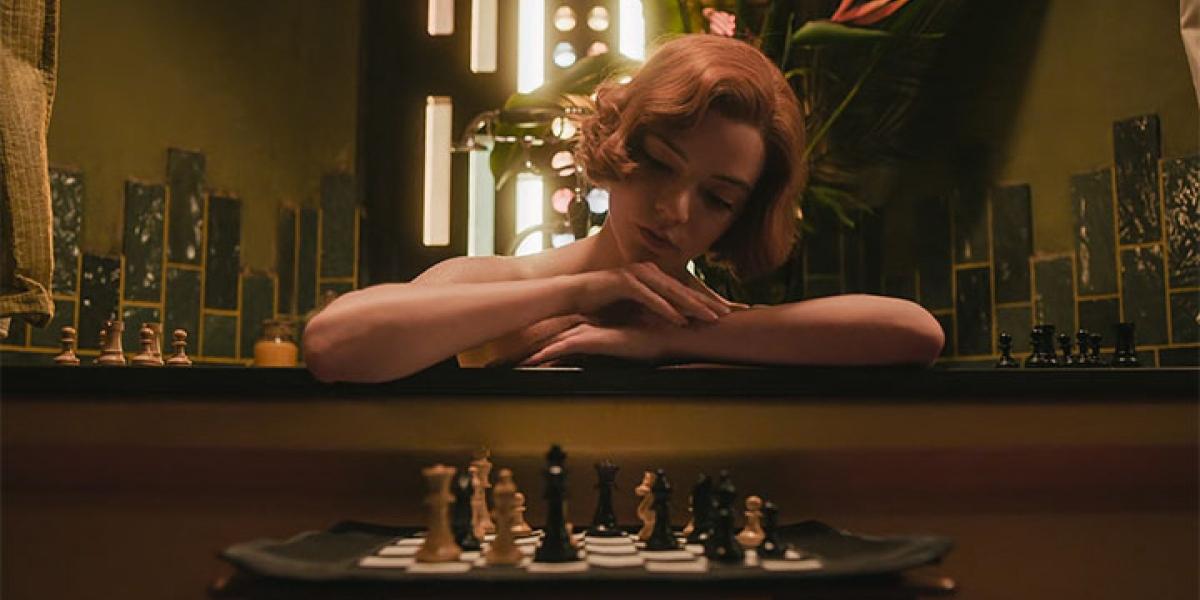 gambit królowej 2 sezon