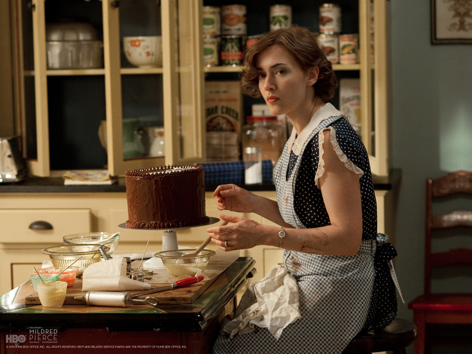 Mildred Pierce serial hbo czy warto Kate Winslet