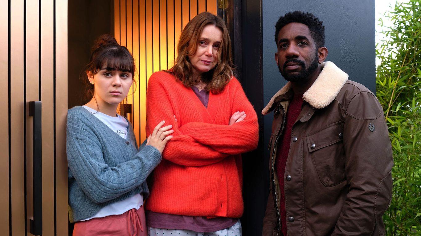 Przypadek Alice serial Canal+ Keeley Hawes