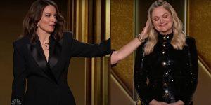 Złote Globy 2021 Amy Poehler Tina Fey