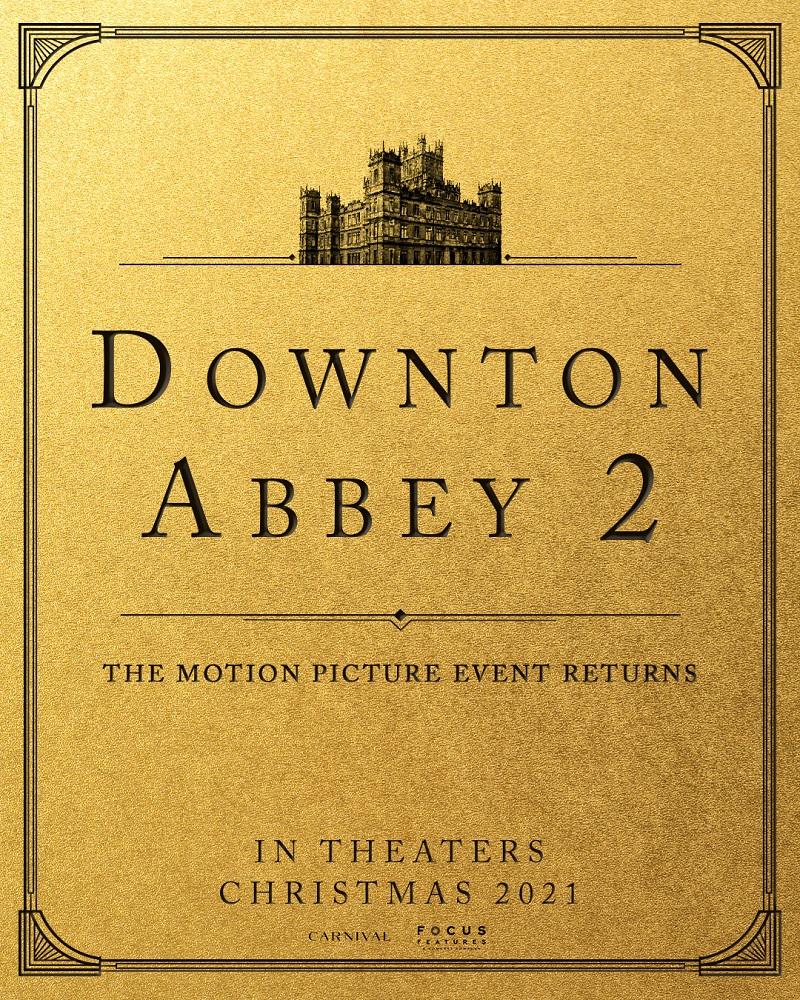 Downton Abbey drugi film