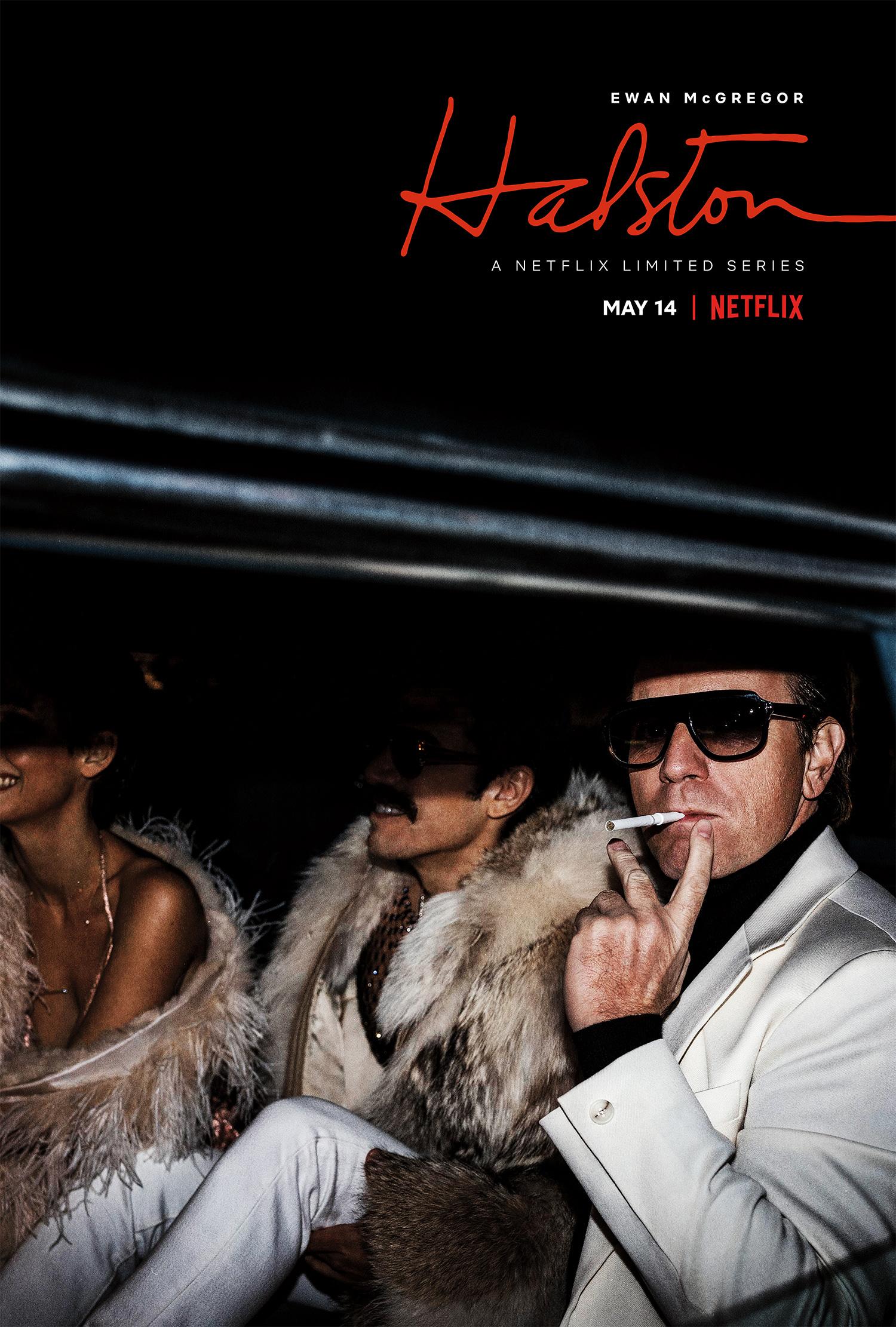 Halston serial Netflix Ryan Murphy