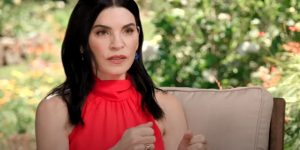 Julianna Margulies ostry dyżur