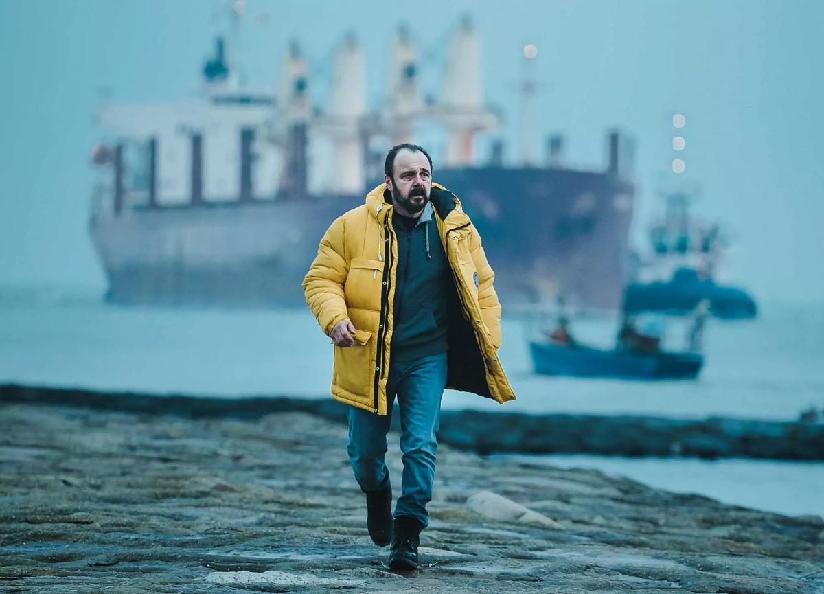 Klangor Arkadiusz Jakubik serial Canal+