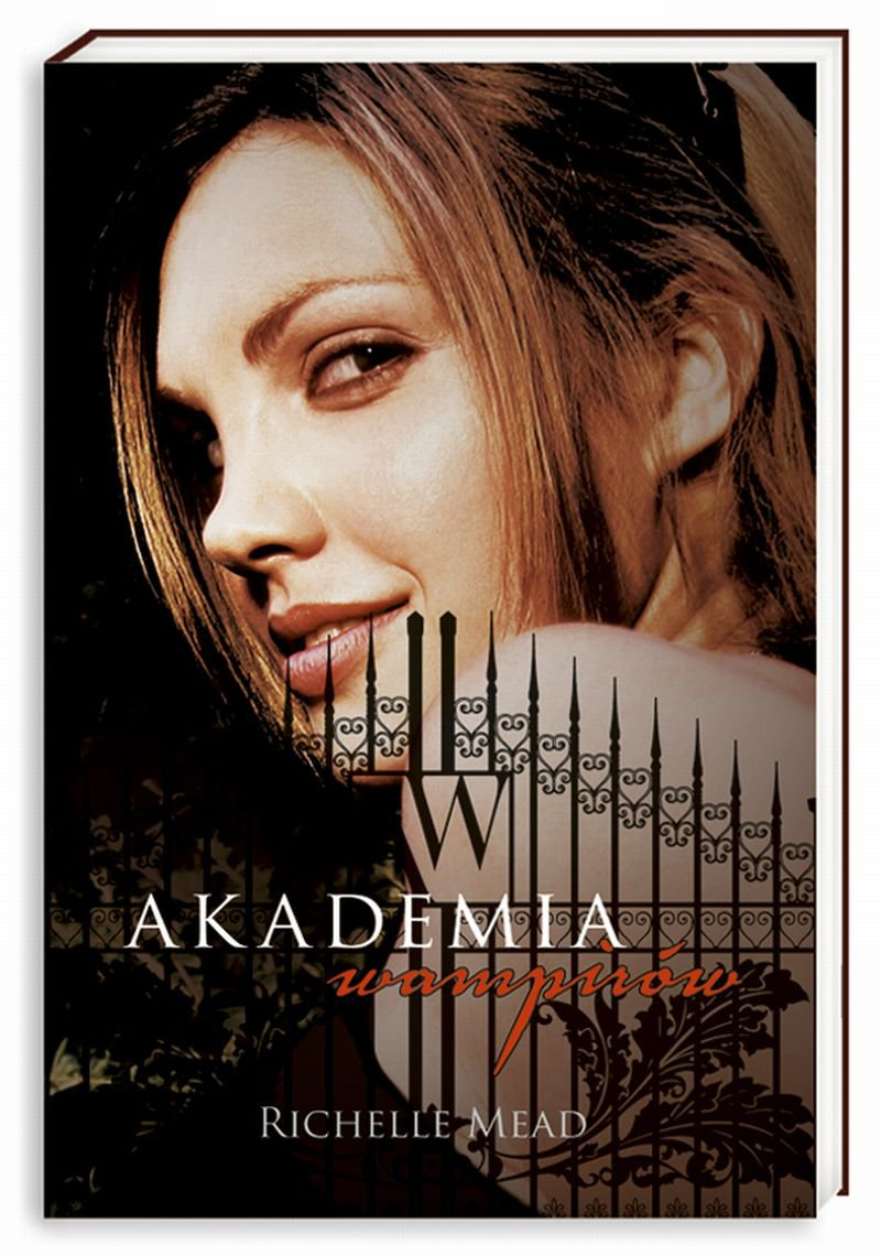 Akademia wampirów serial Julie Plec