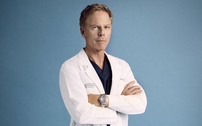 chirurdzy Greg Germann odejście sezon 17