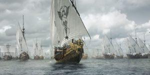 gra o tron spin off 1000 ships amanda segel