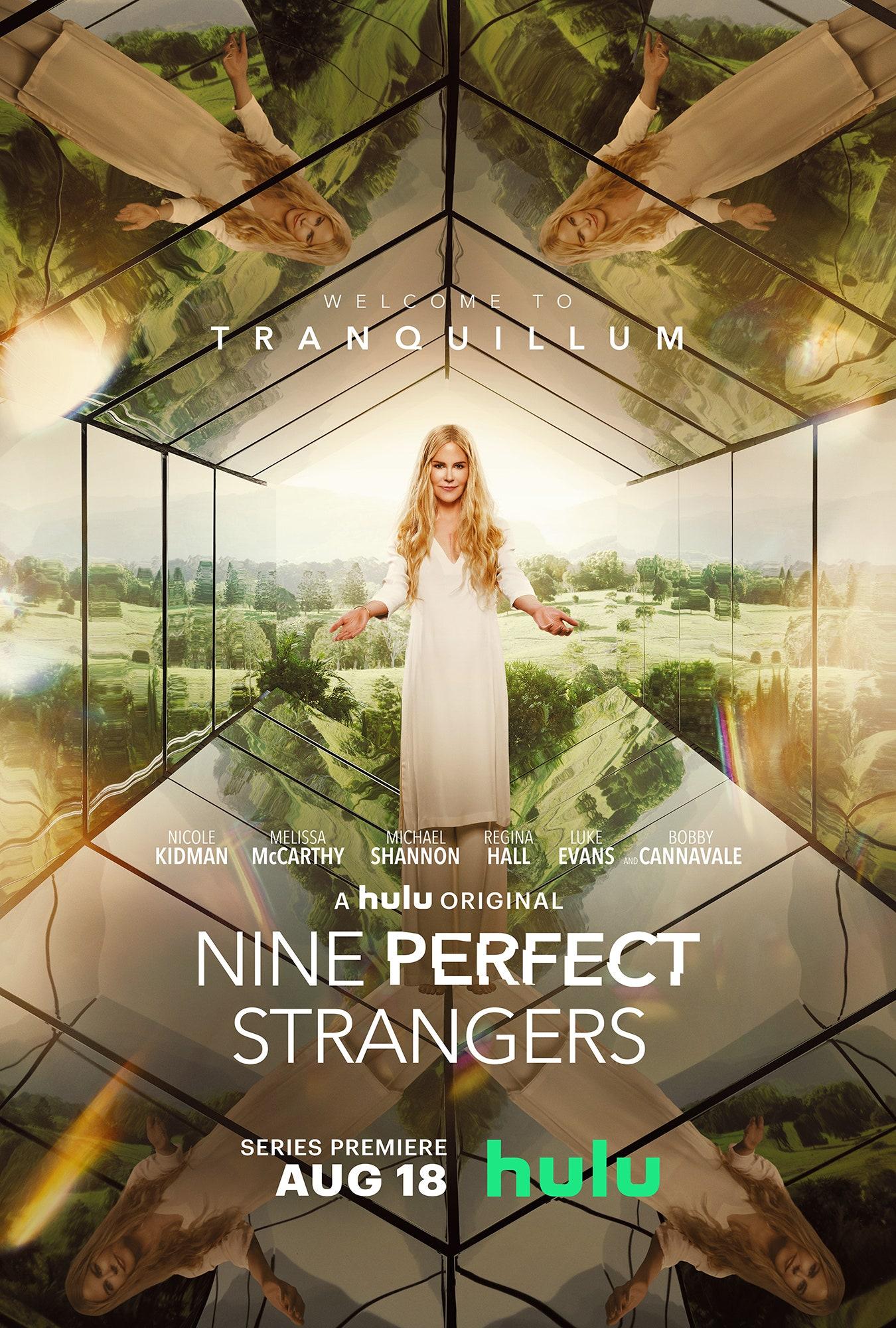 Nine Perfect Strangers serial nicole kidman