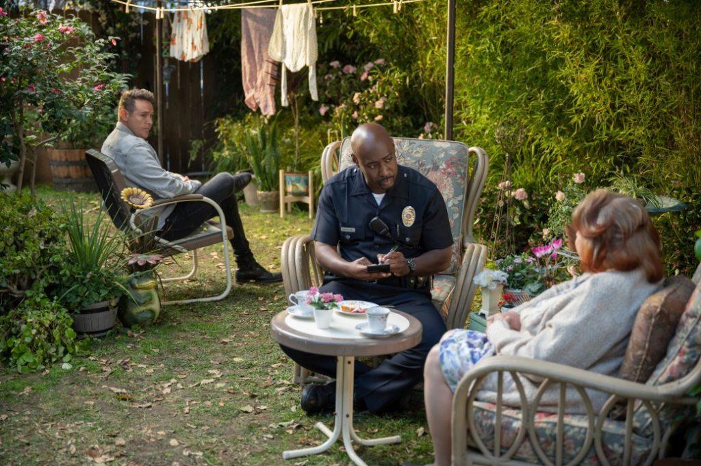 lucyfer sezon 6 Lucyfer sezon 6 oficer Diggs Adam Barnes