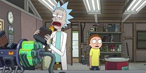 Rick i Morty sezon 5 wyciek