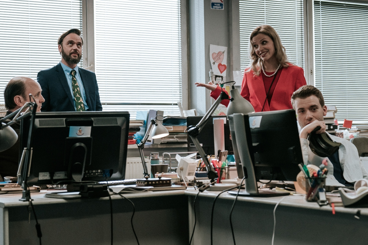 the office polska wersja serial