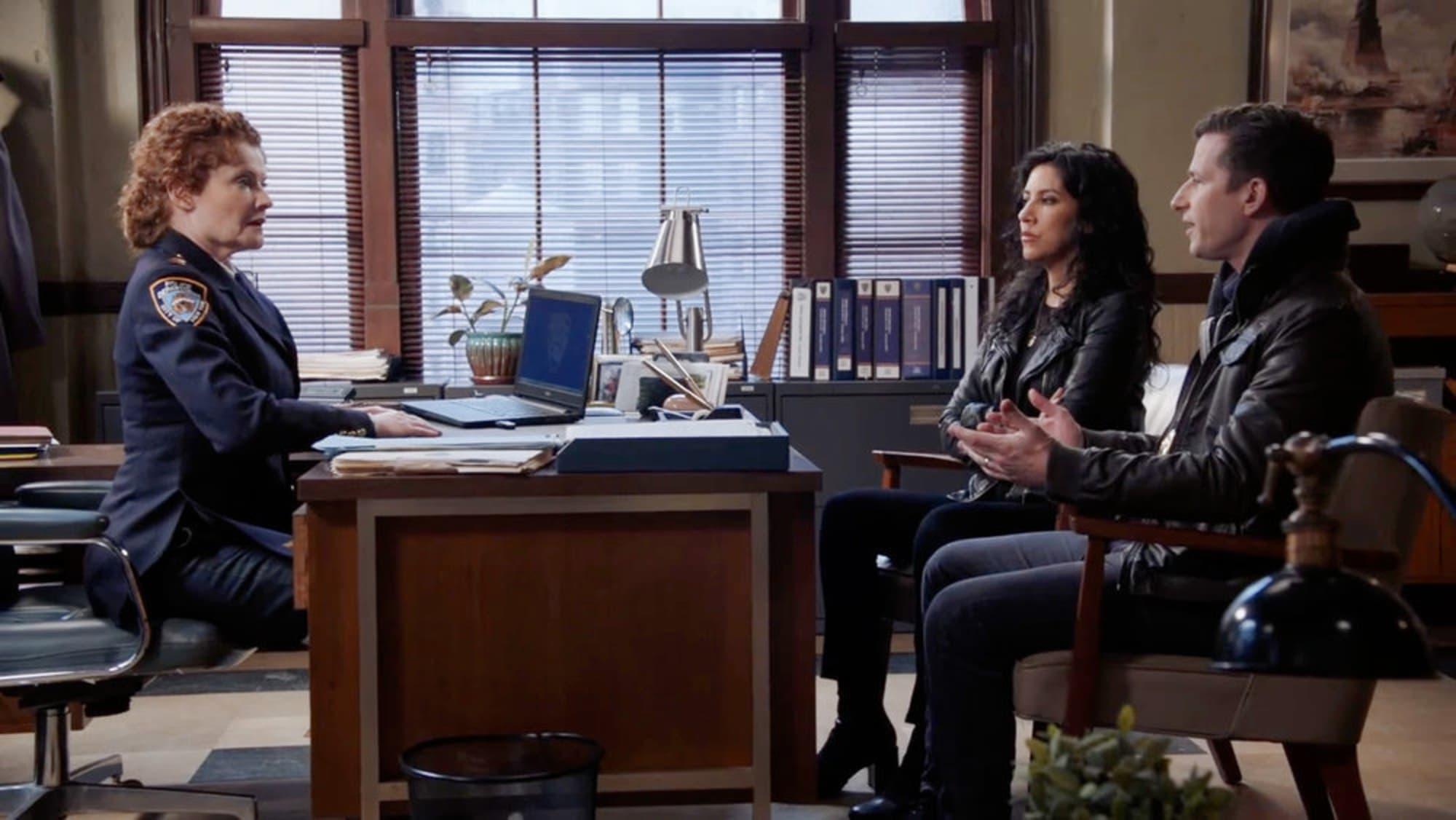 brooklyn 9-9 sezon 8 recenzja