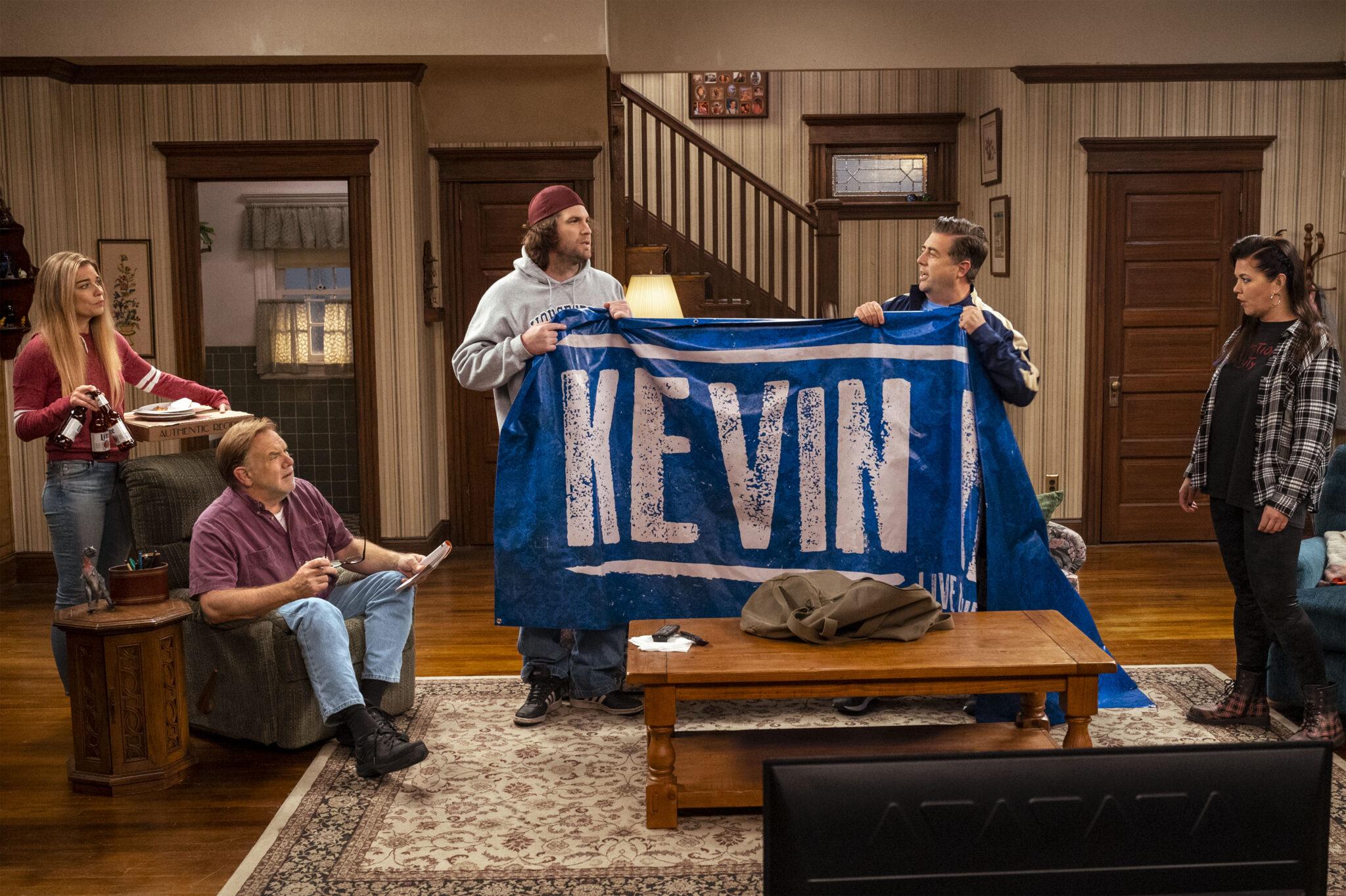 Chrzanić Kevina serial recenzja opinie
