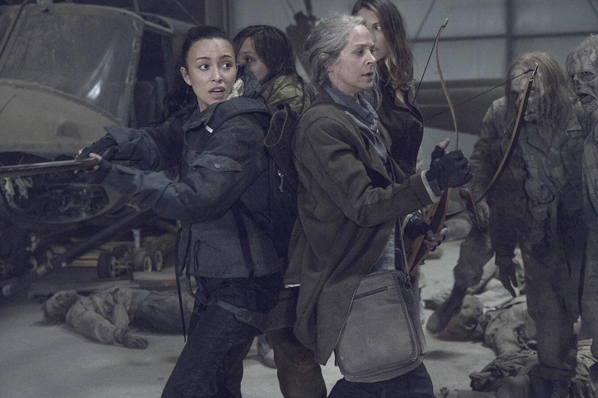 The Walking Dead sezon 11 premiera recenzja