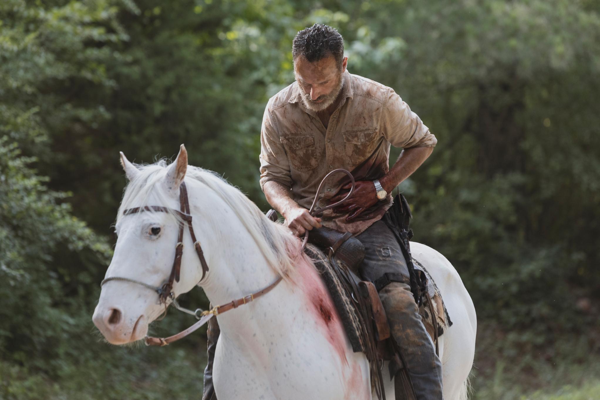 The Walking Dead sezon 11 rick