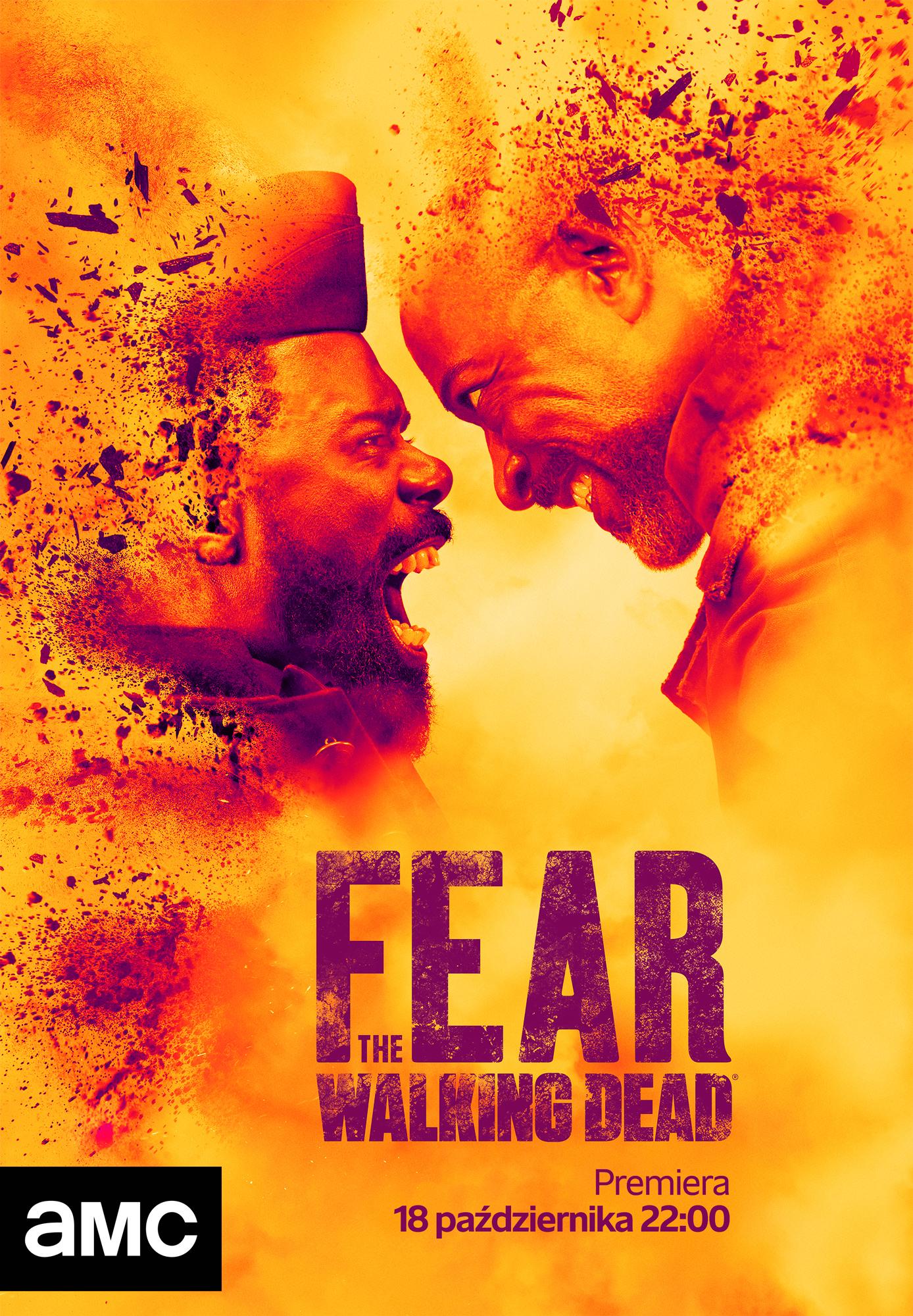 fear the walking dead sezon 7 plakat