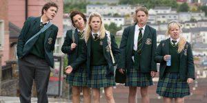 Derry Girls sezon 3 koniec