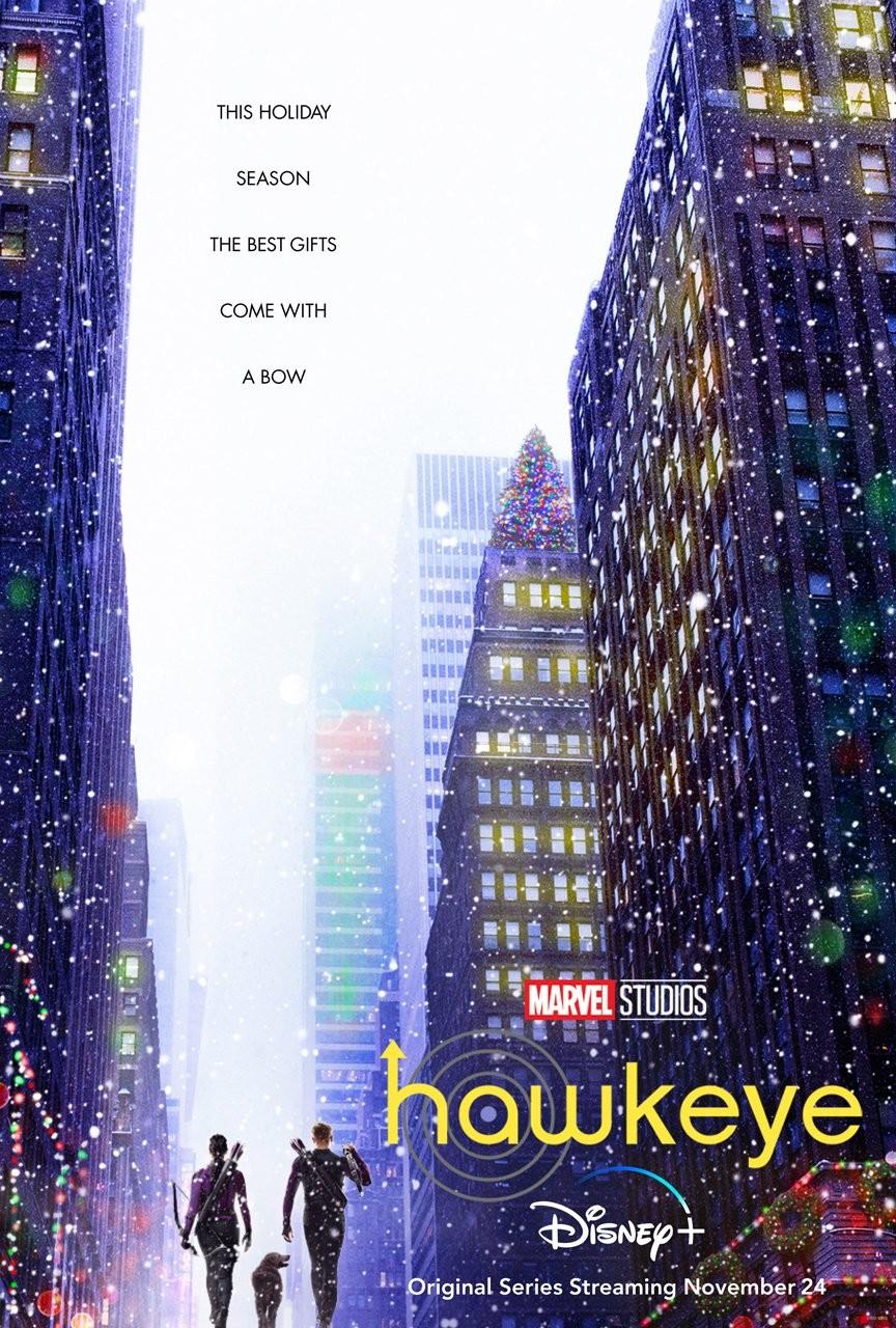 Hawkeye serial