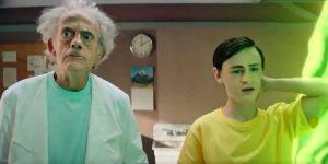 Christopher Lloyd Rick i Morty