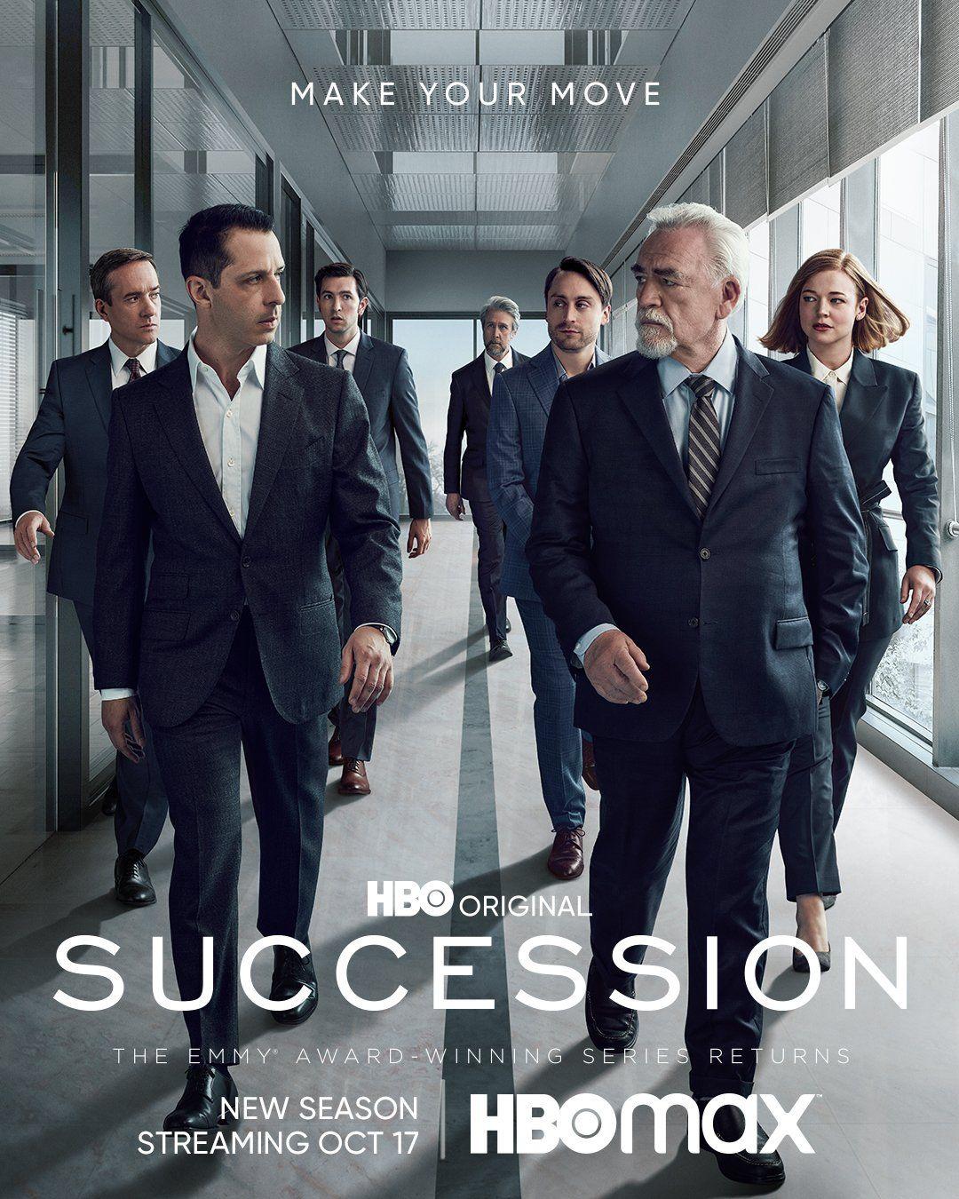 Sukcesja sezon 3 kiedy premiera