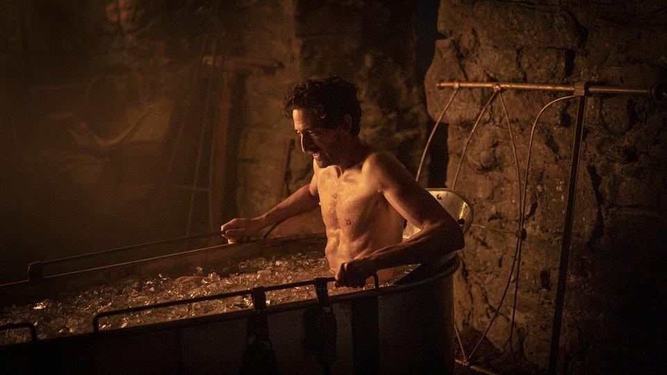 Chapelwaite recenzja opinie serial Stephen King Adrien Brody