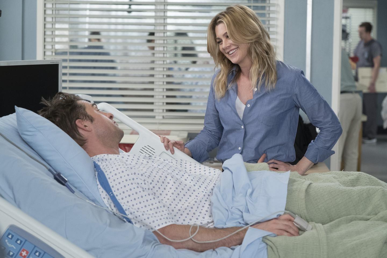 Chirurdzy sezon 18 Scott Speedman